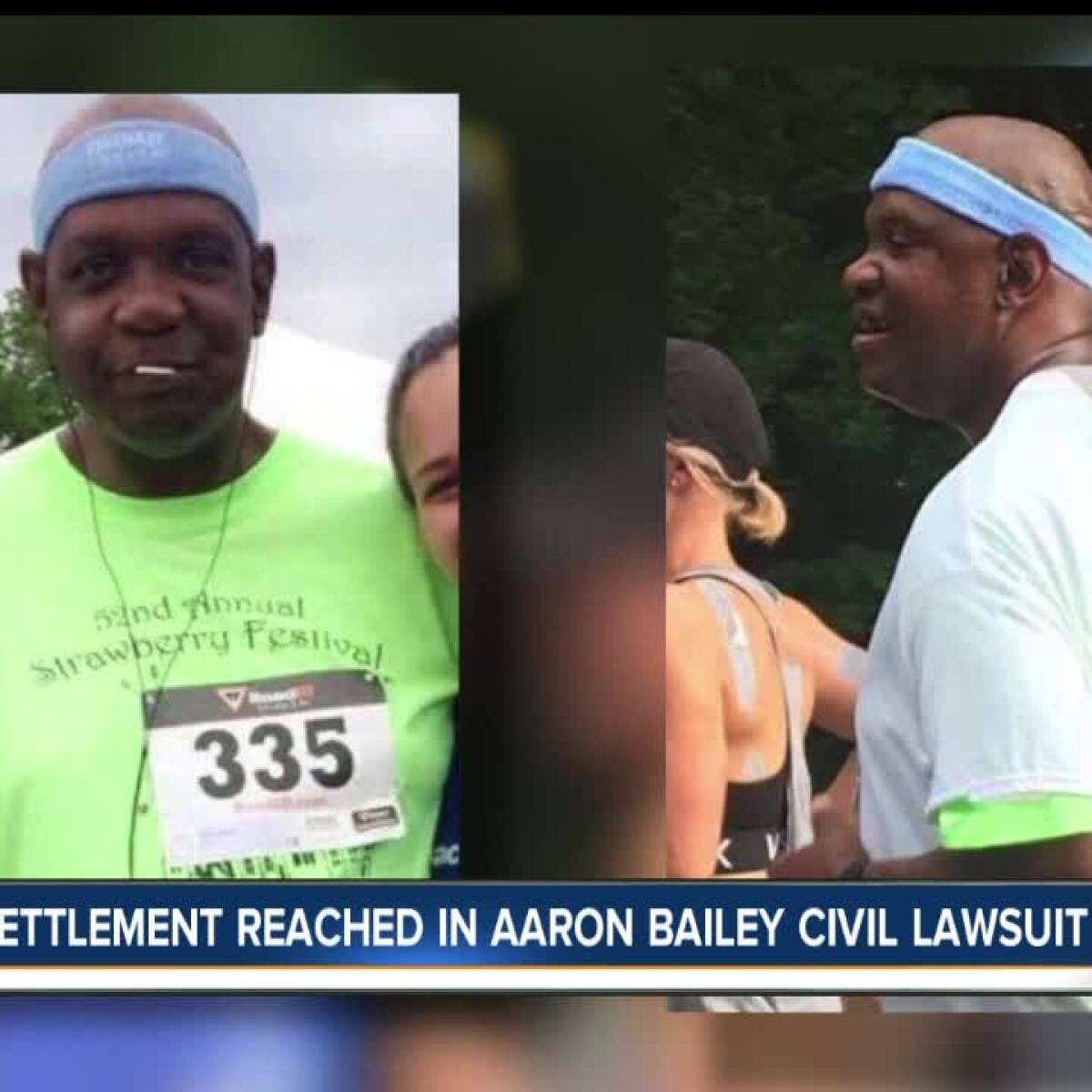 Aaron Bailey's Family Settles Civil Suit Over Fatal 2017