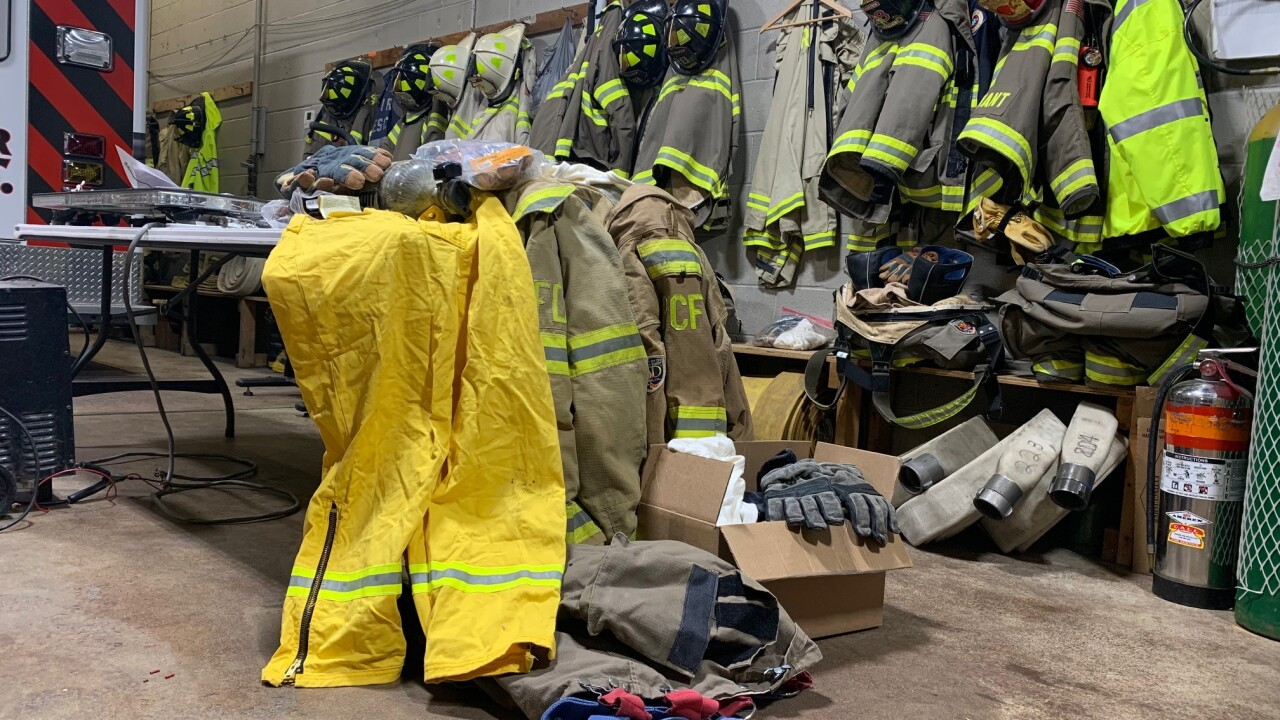 firefighter donations 1