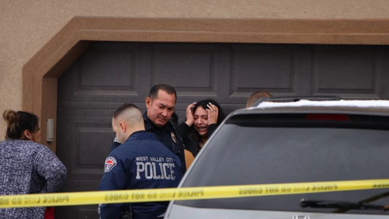 14-year-old in custody following shooting death of teen in West Valley City