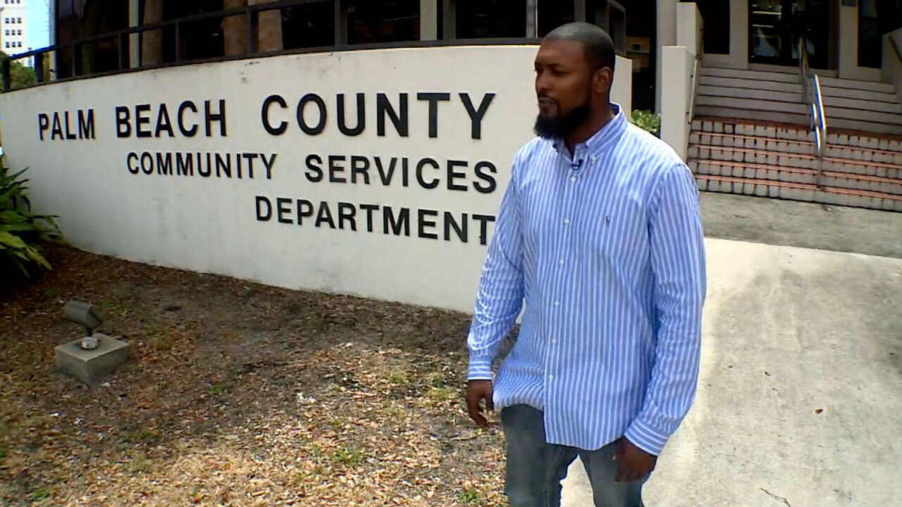 James Green, Palm Beach County Community Services