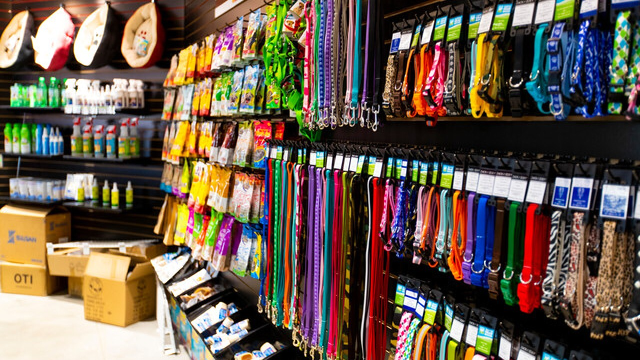 New pet supply store opens at PACC