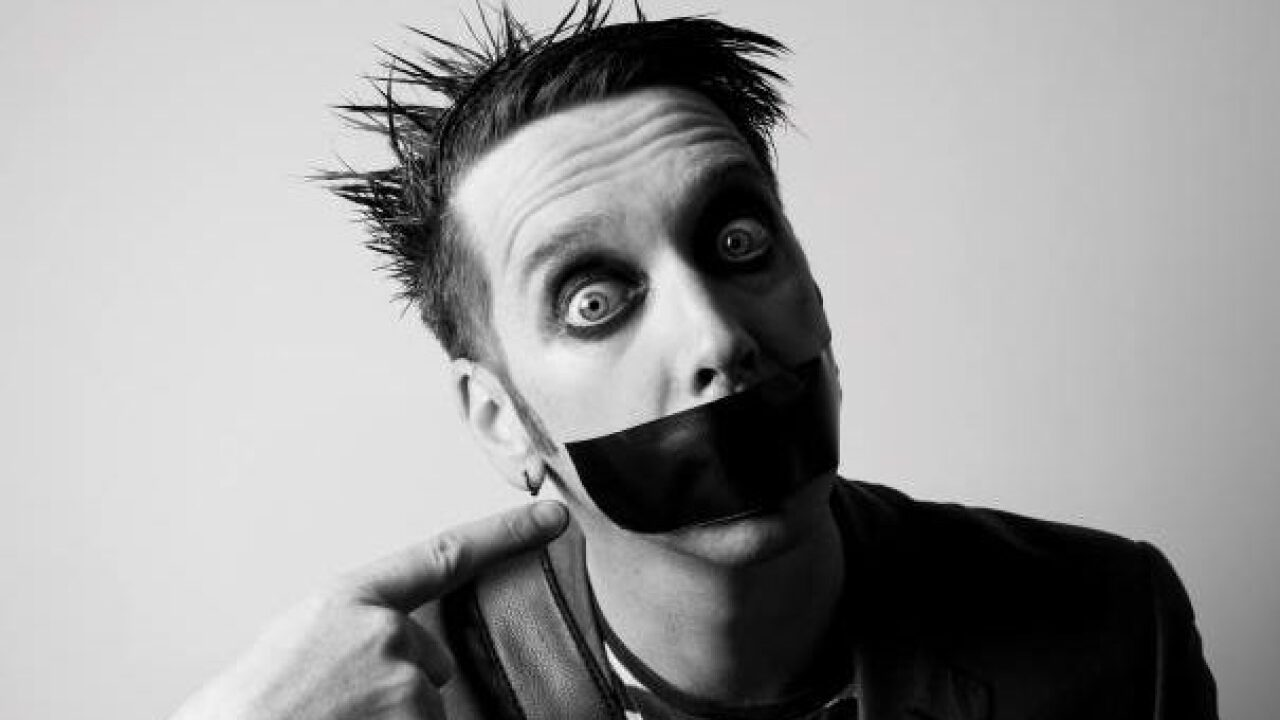 Tape Face from 'America's Got Talent' bringing his act to Norfolk's Attucks Theatre