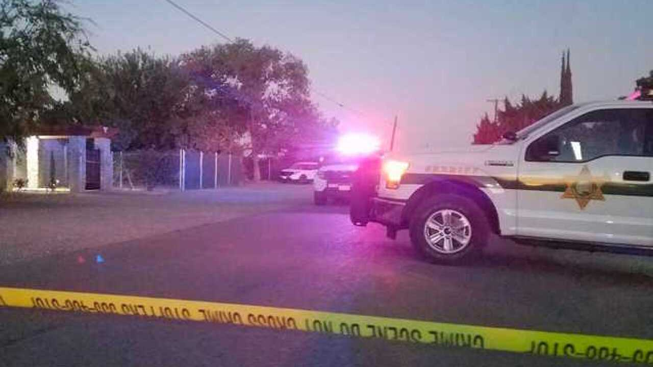 California 16-year-old fatally shoots father while defending his mother, police say