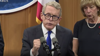 Mike DeWine Columbus Aug. 6