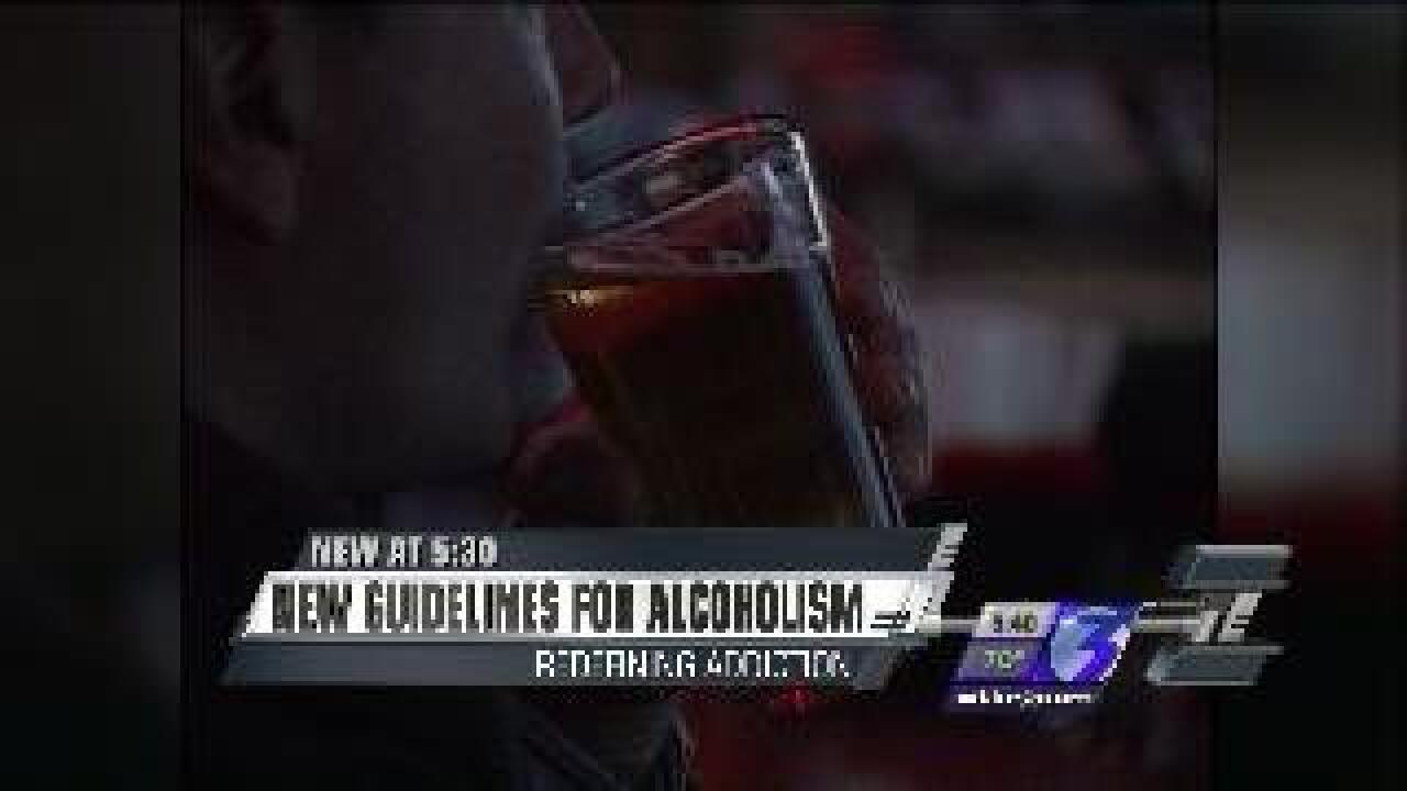 American Psychiatric Association redefines definition of alcoholism
