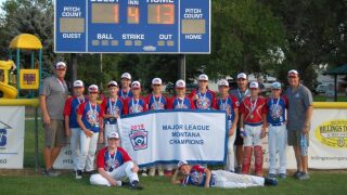 Billings Heights National Little Leaguers headed to Northwest Regional