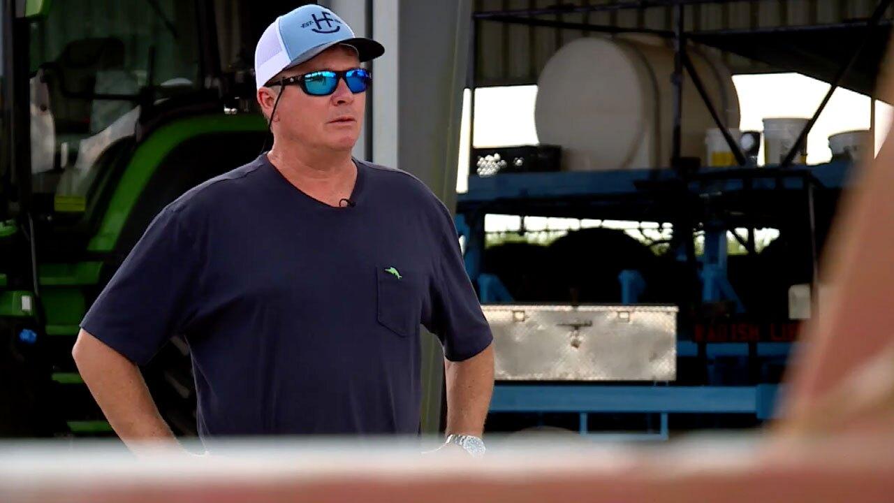 Eric Hopkins, Senior VP of Hundley Farms
