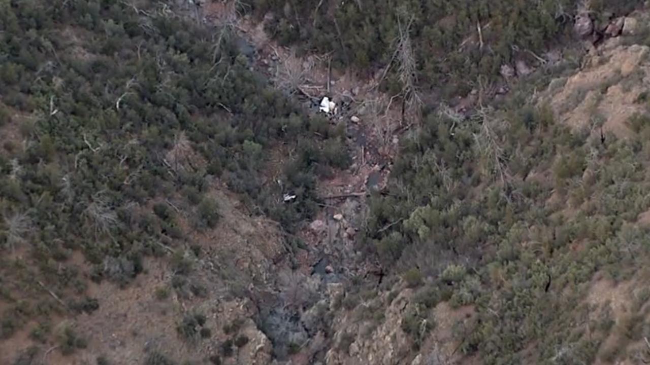 Payson plane crash scene.png
