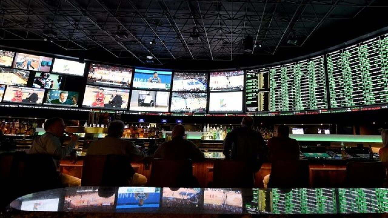 Schumer: Federal framework is needed for sports gambling