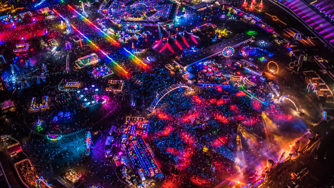 What to expect for Electric Daisy Carnival Las Vegas 2018