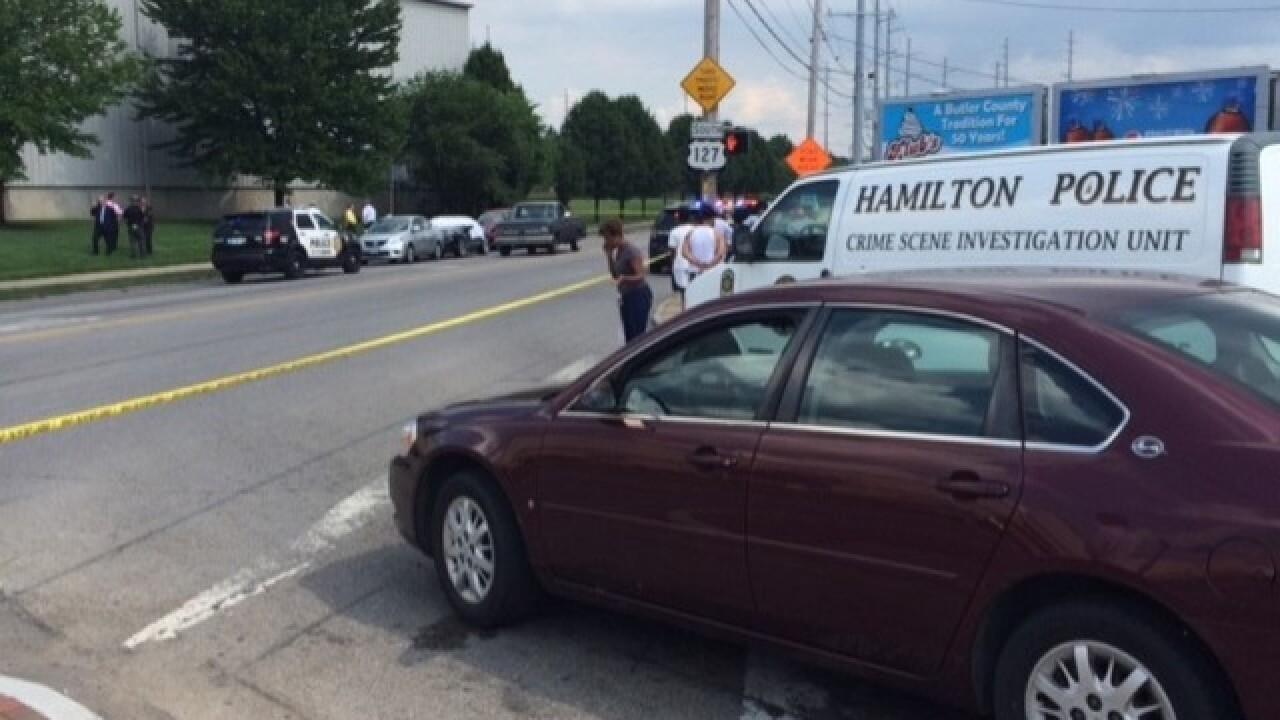 Police responding to shooting in Hamilton