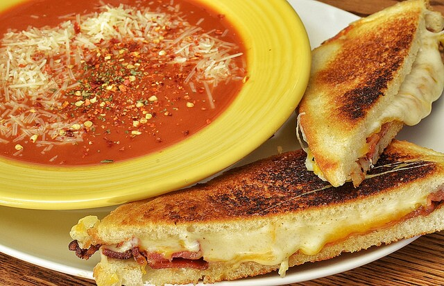 PHOTOS: 13 grilled cheese sandwiches guaranteed to make you hungry