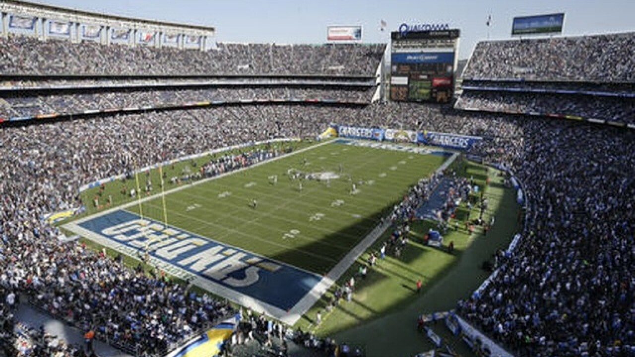 Voters overwhelmingly reject Chargers' plan for new stadium