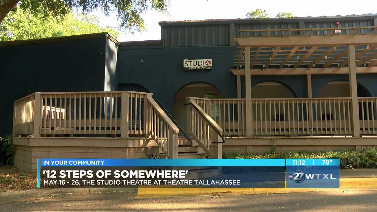 Theatre of Tallahassee premieres 'Steps to Somewhere' play