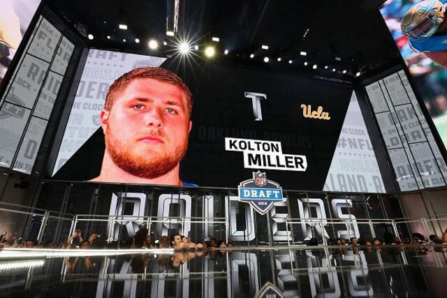 PHOTOS: Raiders 2018 NFL Draft