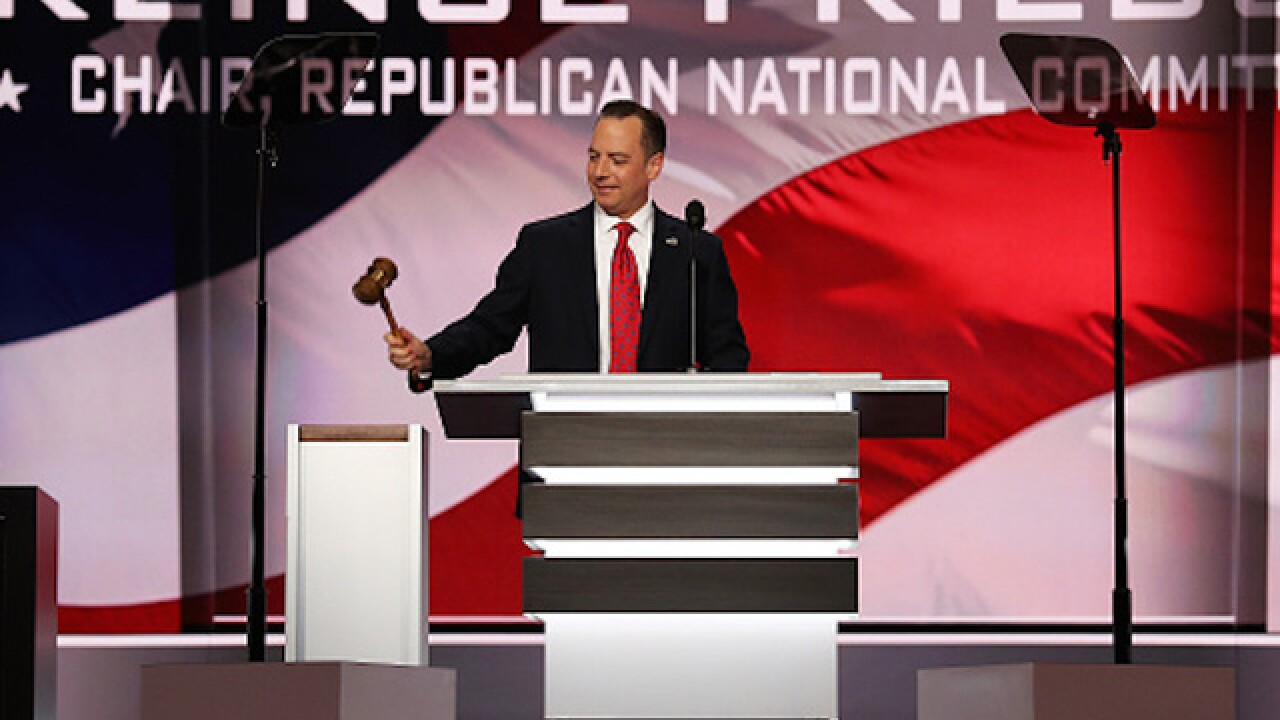 Watch: Day 1 of the Republican National Convention