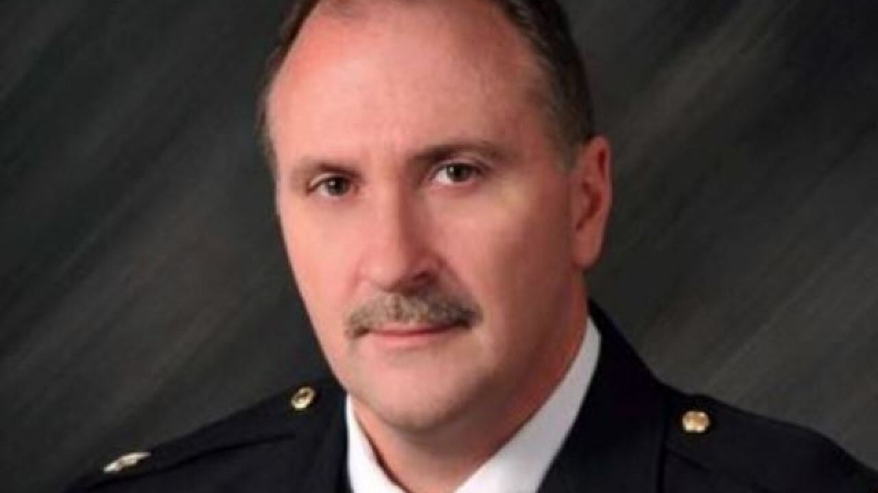 IMPD deputy chief critcally injured in crash