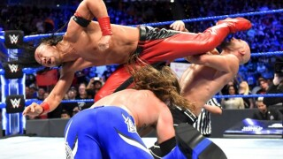 WWE SmackDown Live coming to Tampa's Amalie Arena on July 31