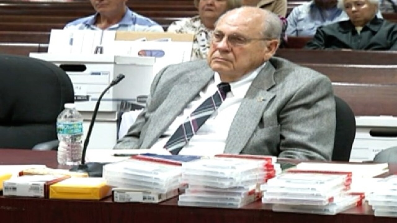 Reeves takes stand in stand your ground hearing