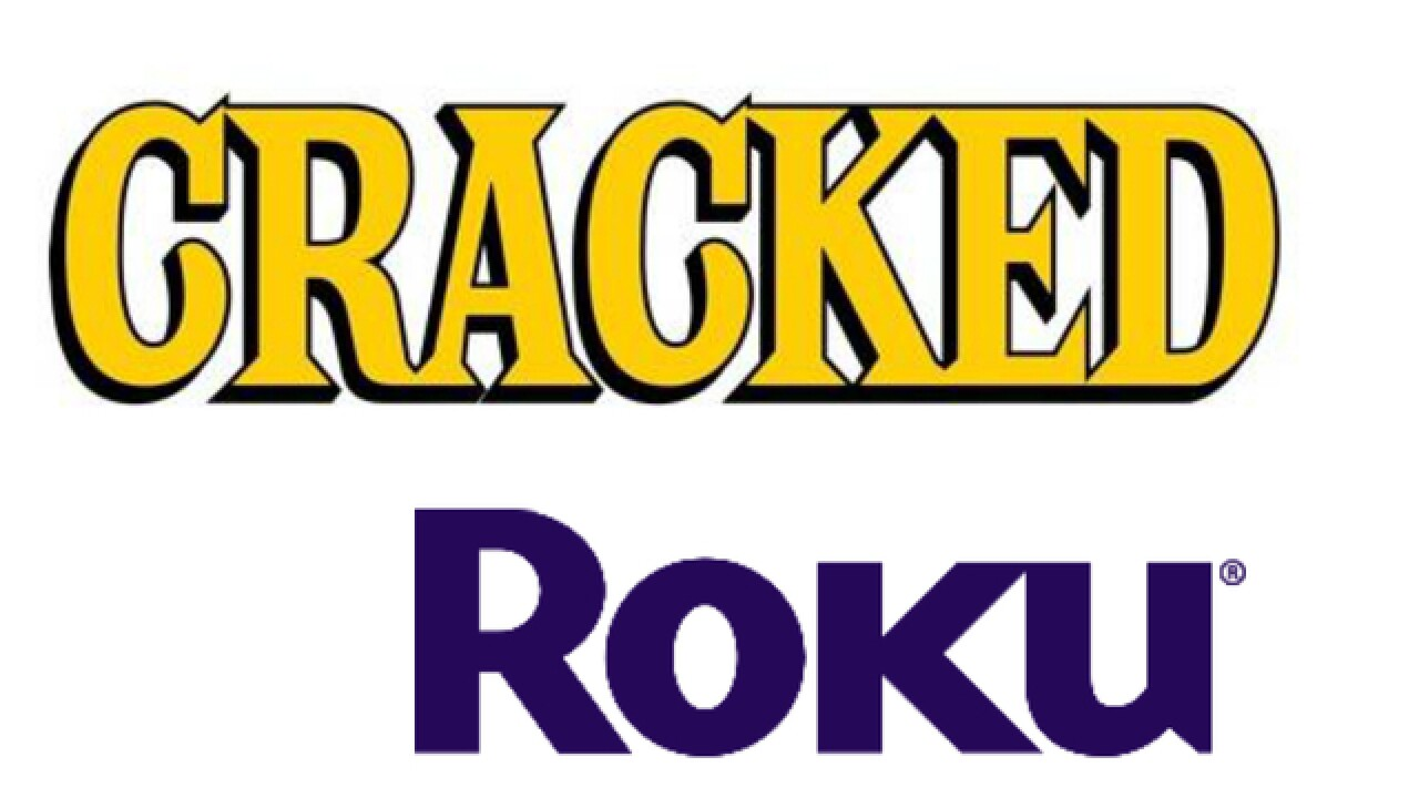 Cracked's new Roku channel offers viewers first dibs on new videos