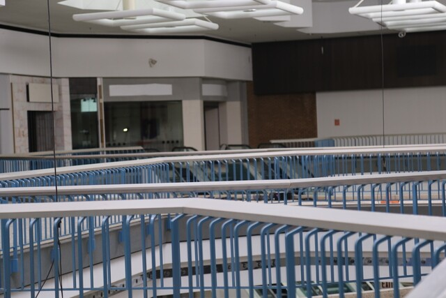 A look inside the abandoned Northridge Mall