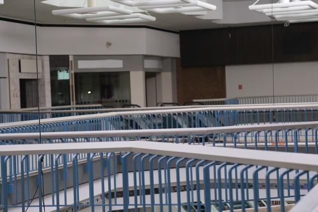 A look inside the abandoned Northridge Mall