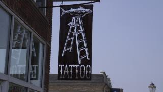 Tattoo Fish Ladder Company