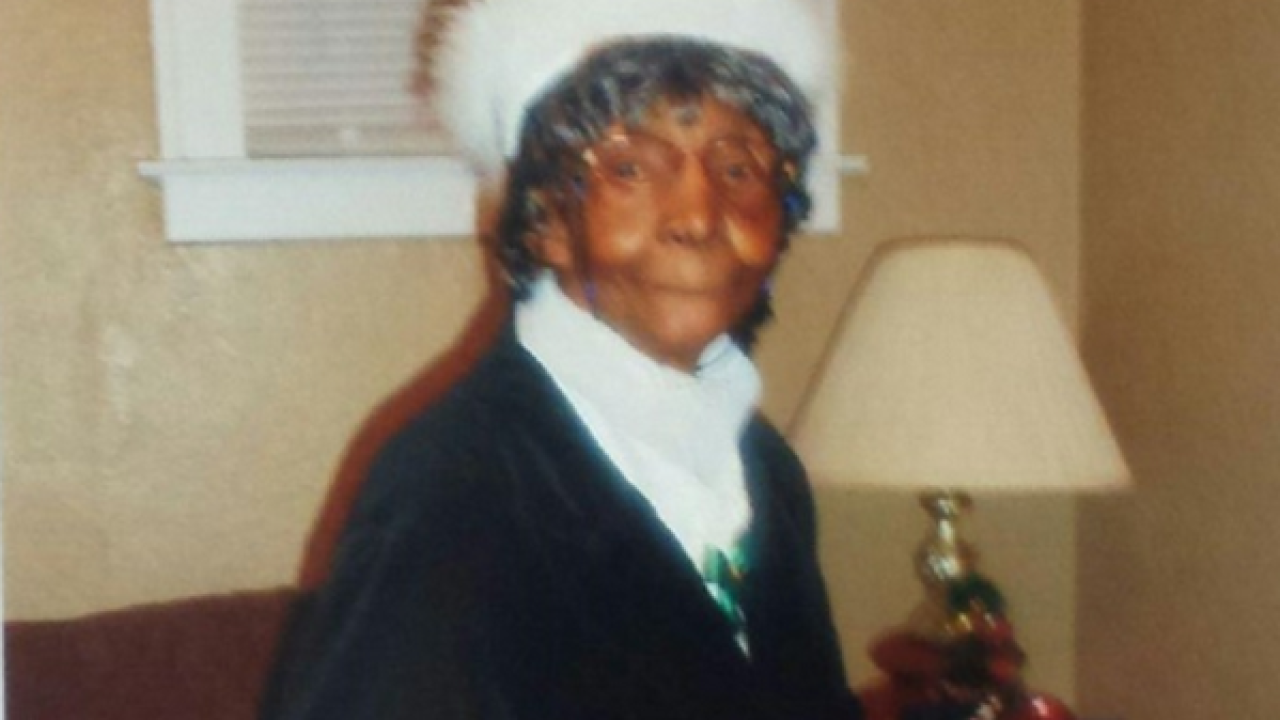 UPDATE: 90-year-old Carmella Fisher has been found safe