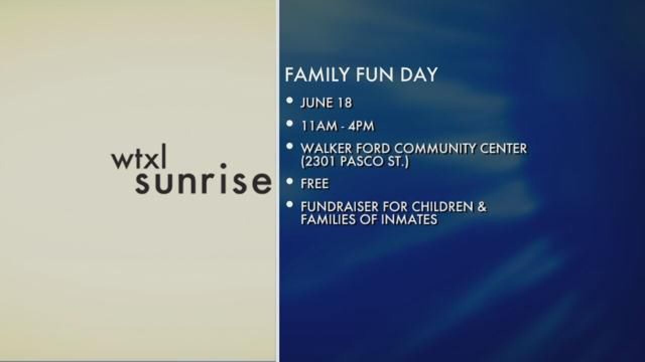 Family Fun to Support Children with Incarcerated Parents