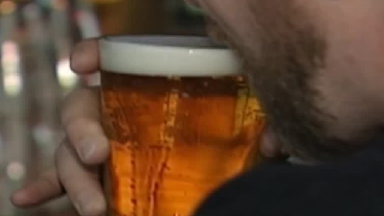 Wisconsin study examines drinking behavior, age