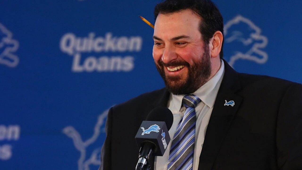 Lions hope coach Matt Patricia ends their search for winner