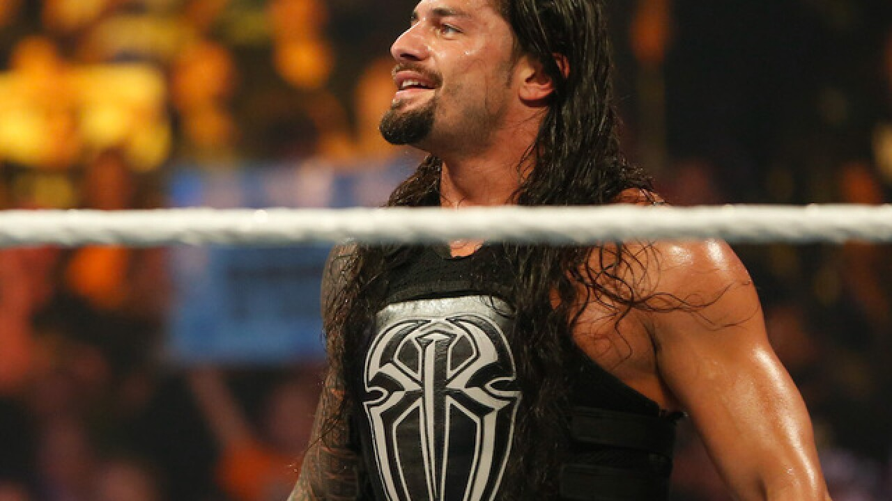 Roman Reigns gives up WWE Universal Championship to fight leukemia