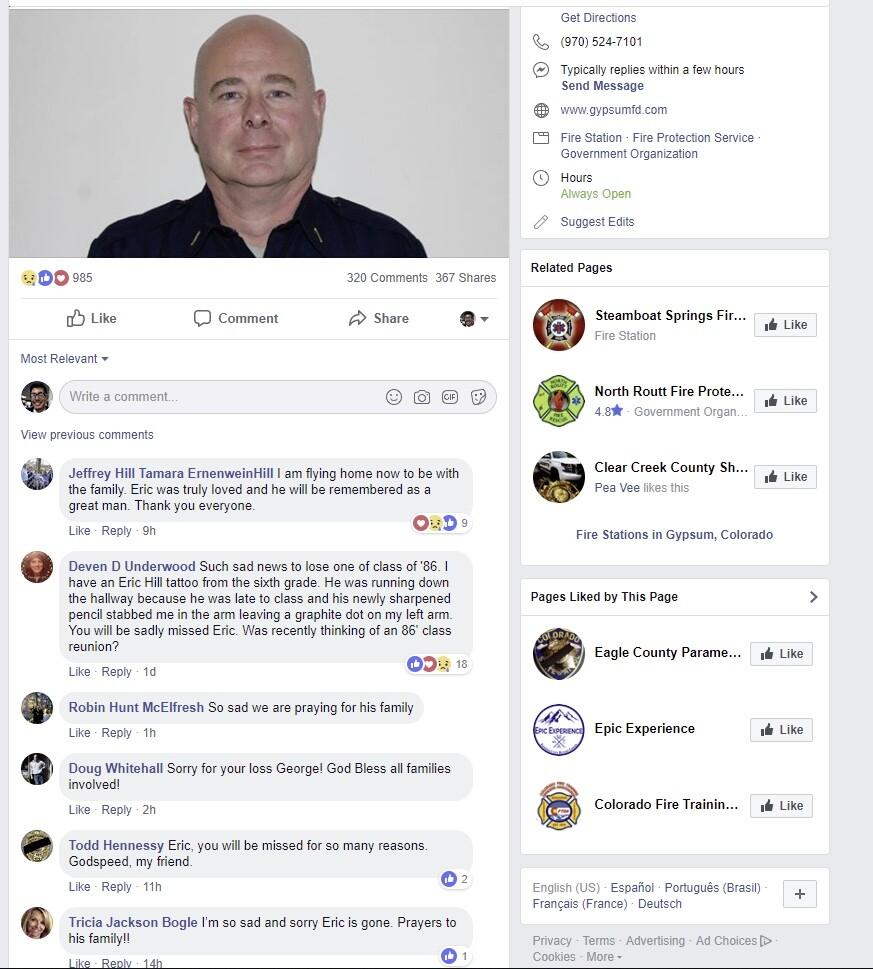 Social Media Tributes