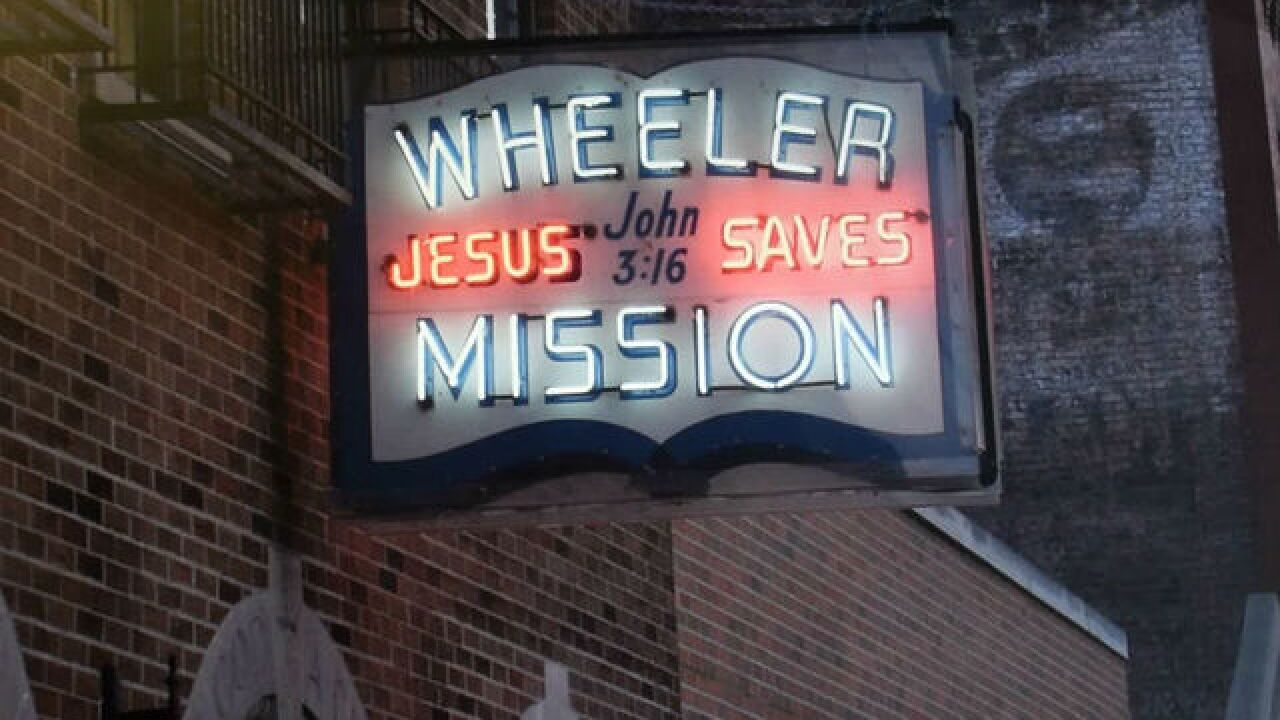 Wheeler Mission in dire need of extra space before severe winter weather returns