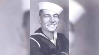Navy Fireman 1st Class James O. McDonald