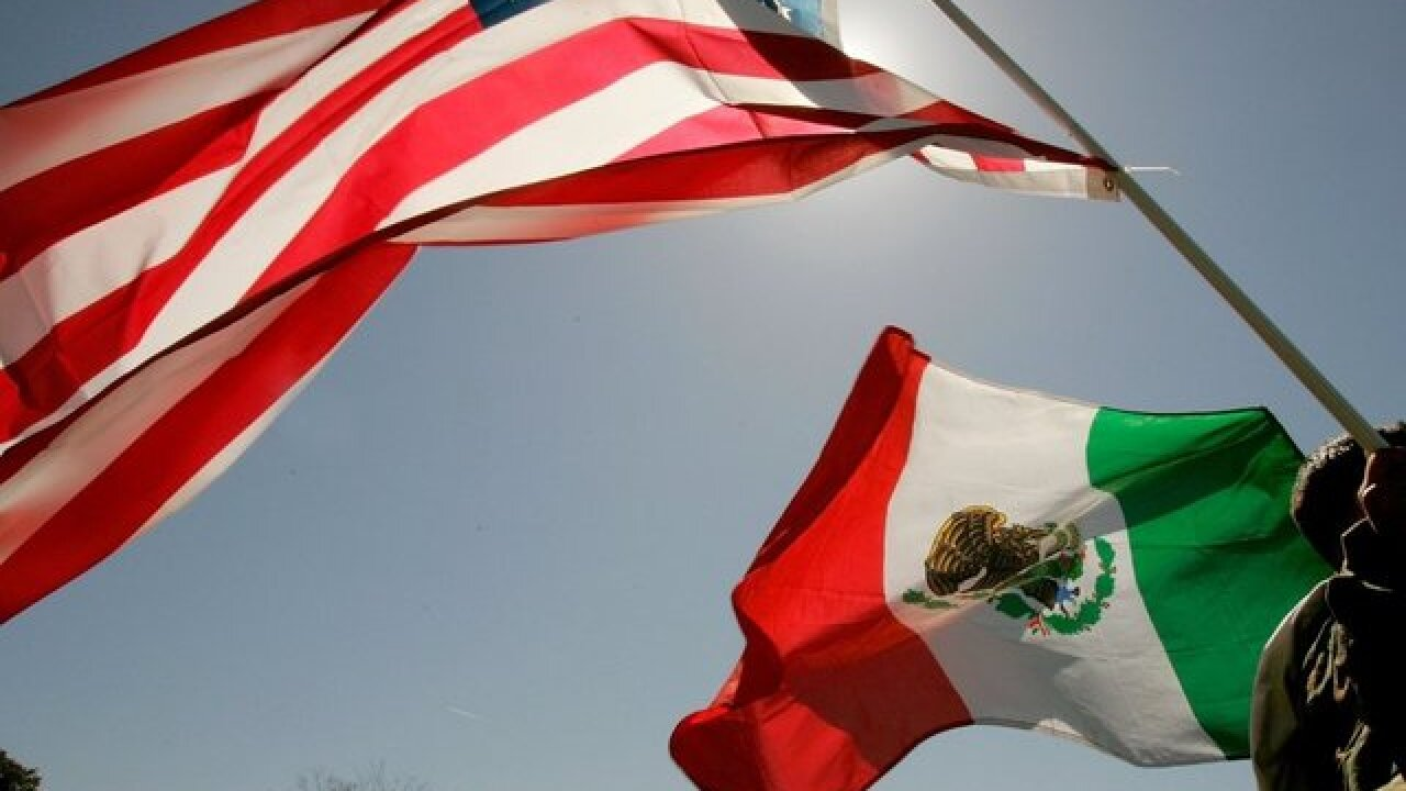 Mexico 'evaluating' US offer to pay for deporting migrants