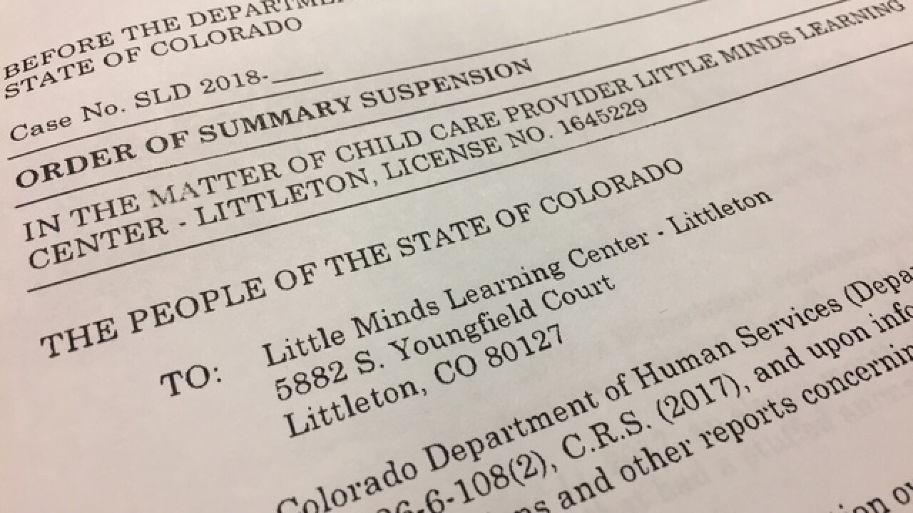 State Shuts Down Daycare Operator In Jefferson County Cites Willful