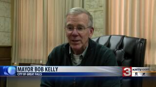 Mayor Bob Kelly of Great Falls