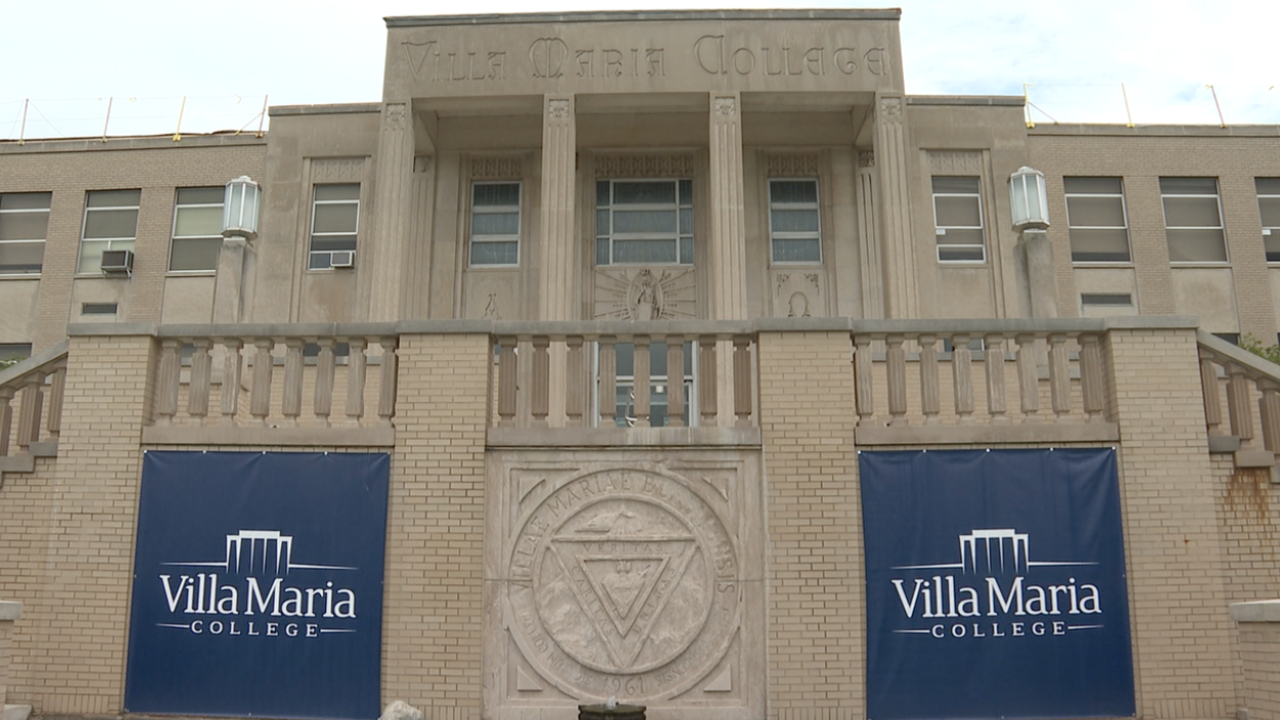 Villa Maria college is introducing new programs fall 2021