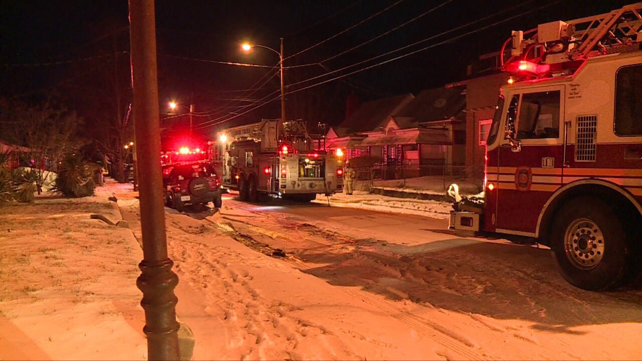 Electrical issue sparks Richmond house fire