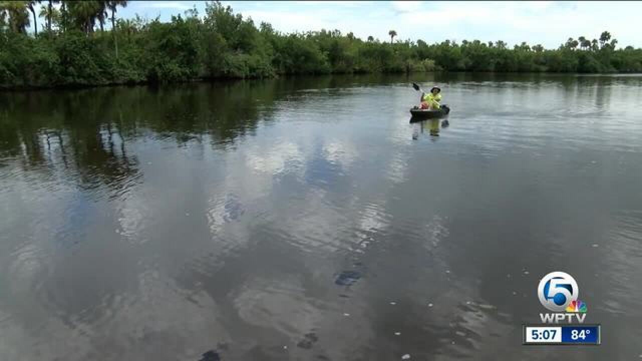 Scientists, county leaders looking to solve Treasure Coast bacteria issues