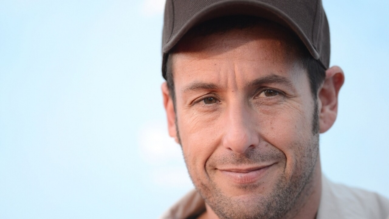 Adam Sandler bringing tour to Cleveland