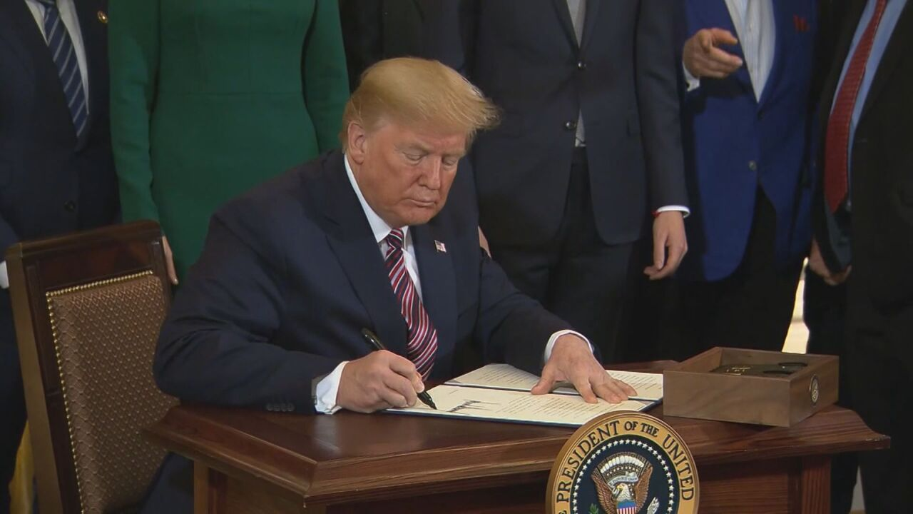 New Executive Order Sparks Debate About Judaism