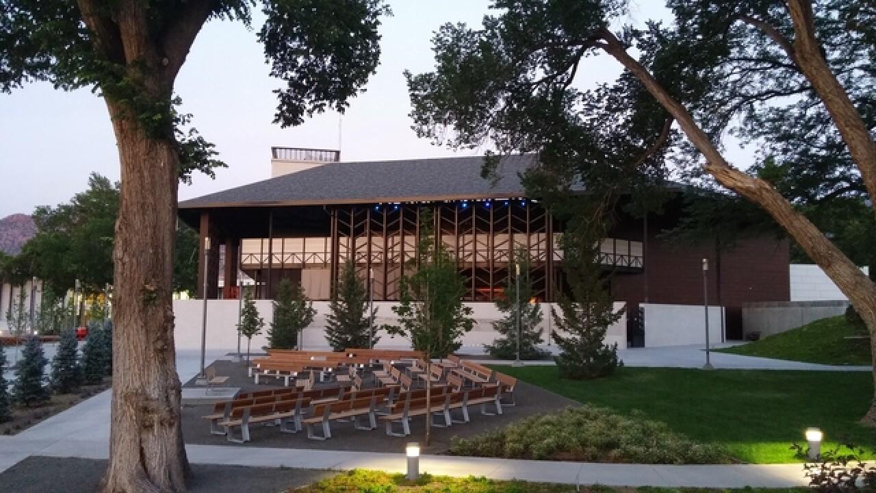 2016 Utah Shakespeare Festival opening weekend