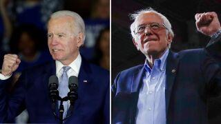 Super Tuesday: Biden leads, Sanders close behind