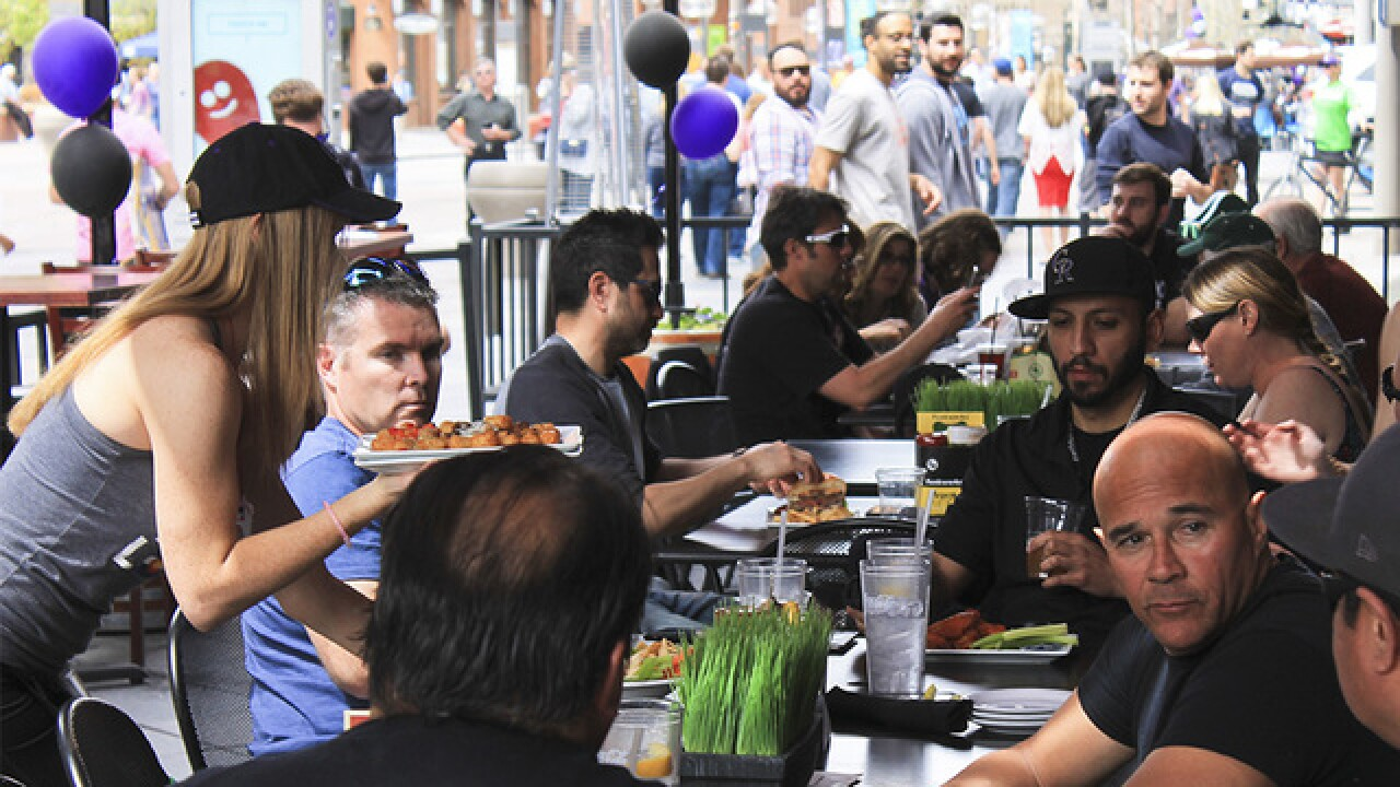 These Are The 5 Best Restaurant Patios In Downtown Denver