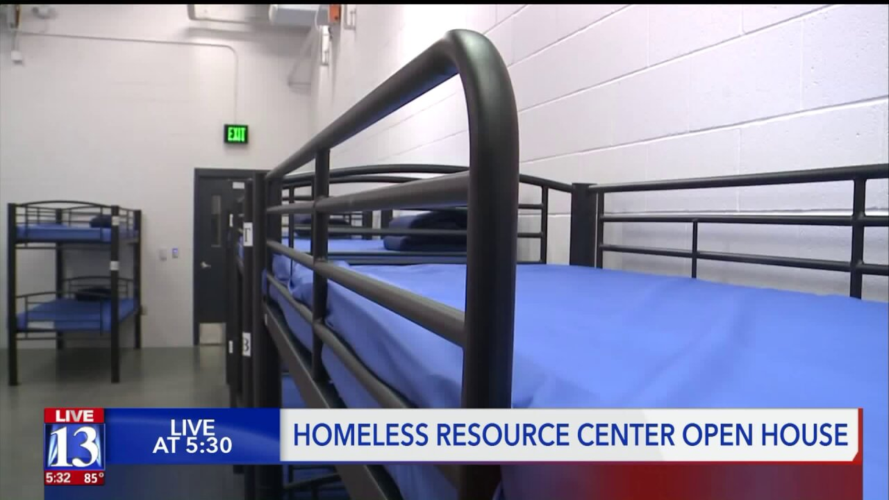 Newest homeless resource center to open inSLC