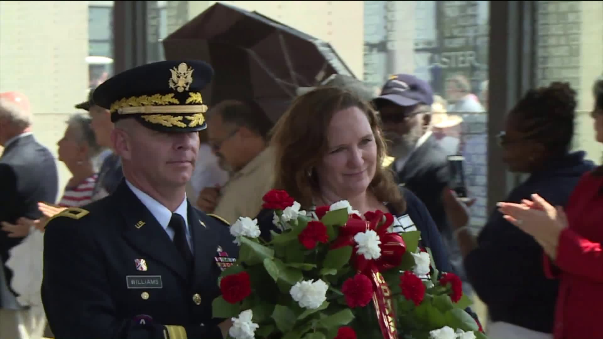 Photos: Hundreds attend Memorial Day ceremony in Richmond: 'Remember those who gave everything'
