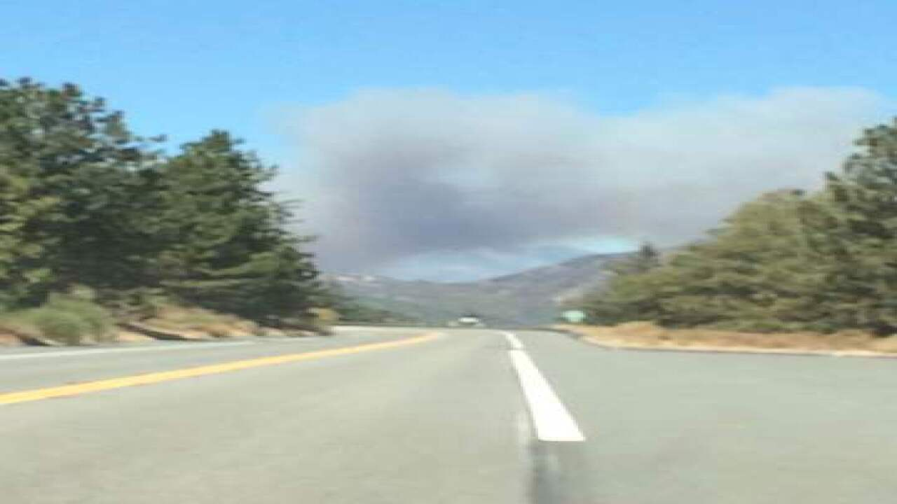 Blue Cut wildfire burns up to 30K acres