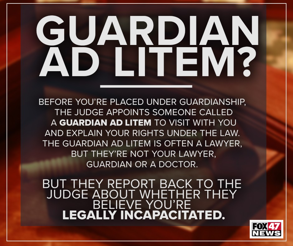 What is a Guardian ad Litem?